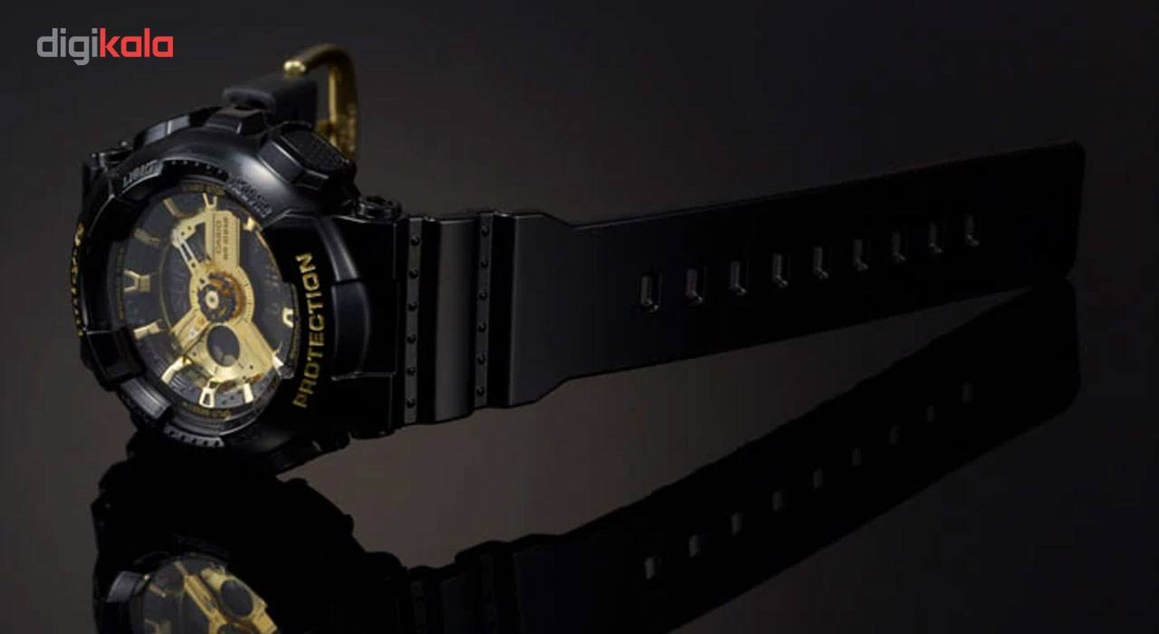 ساعت مچی عقربه ای زنانه کاسیو مدل BA-110-1ADR -  - 3