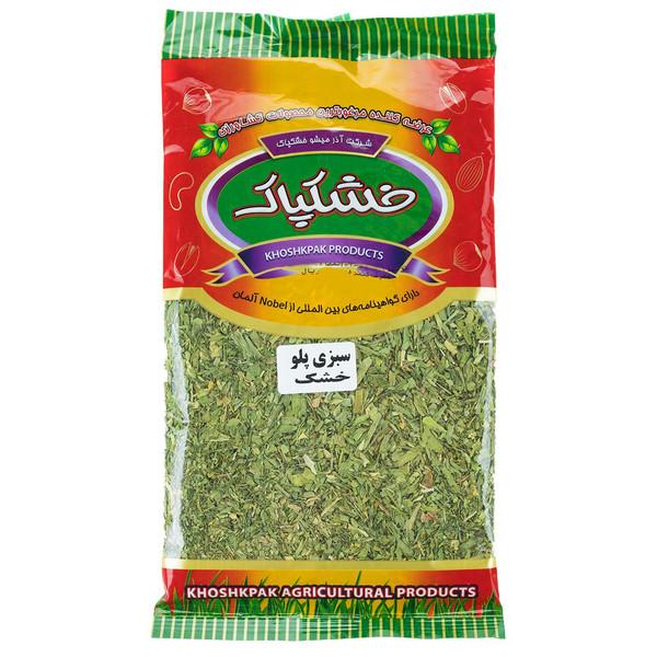 سبزی پلو خشک خشکپاک مقدار 70 گرم