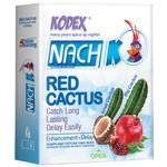 کاندوم کدکس مدل Red Cactus بسته 3 عددی thumb