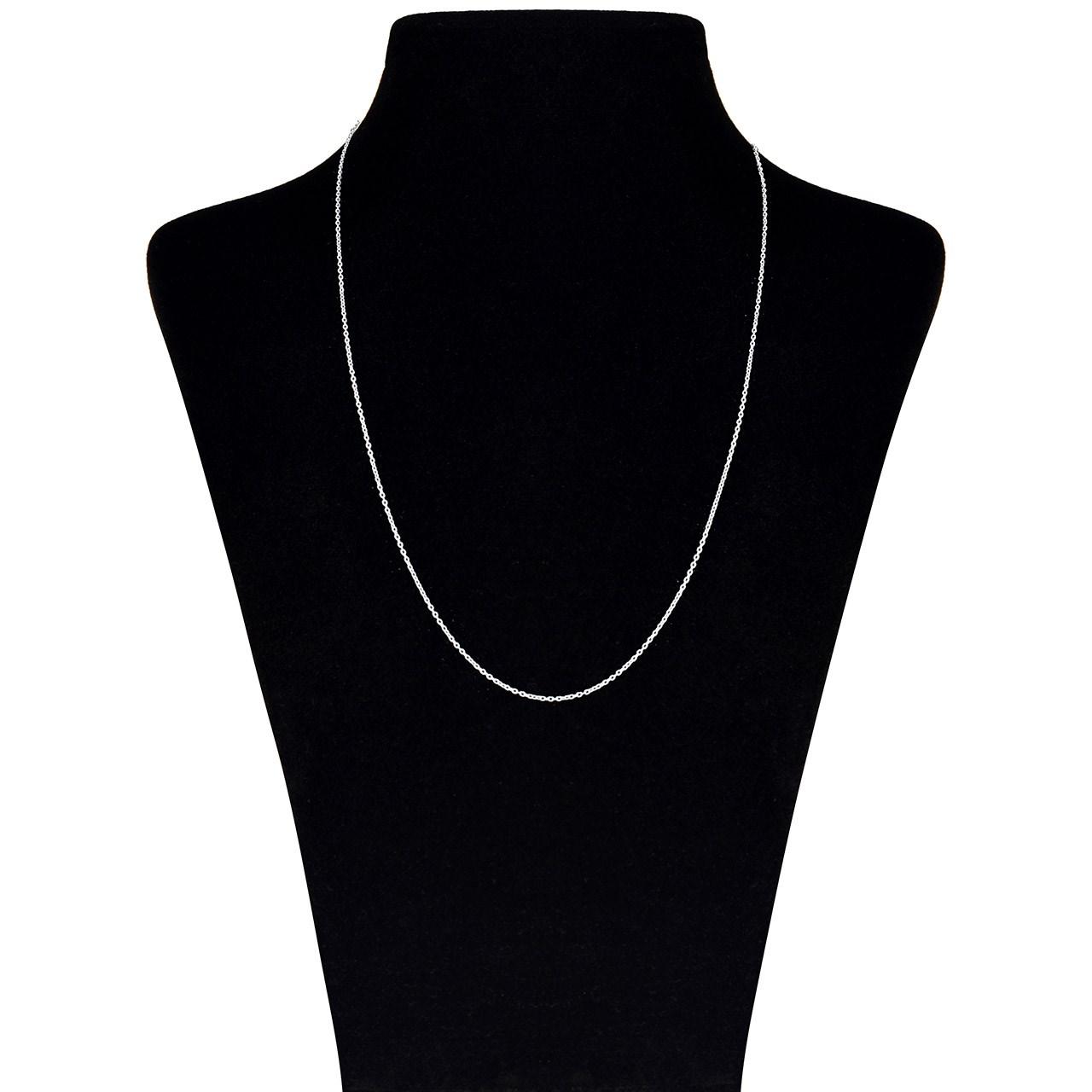 قیمت زنجیر طلا 18 عیار ماهک مدل MM0656 - مایا ماهک