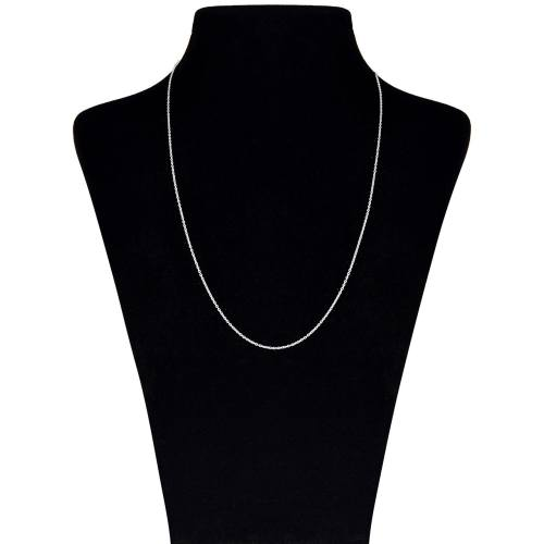 زنجیر طلا 18 عیار ماهک مدل MM0656 - مایا ماهک