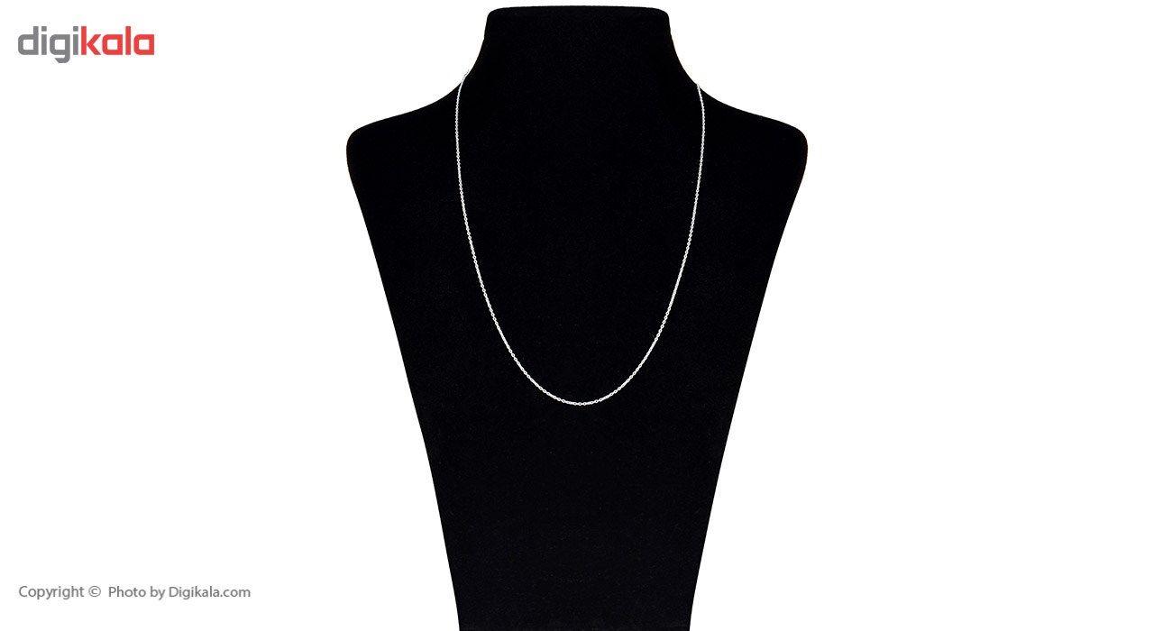 زنجیر طلا 18 عیار ماهک مدل MM0656 - مایا ماهک -  - 2