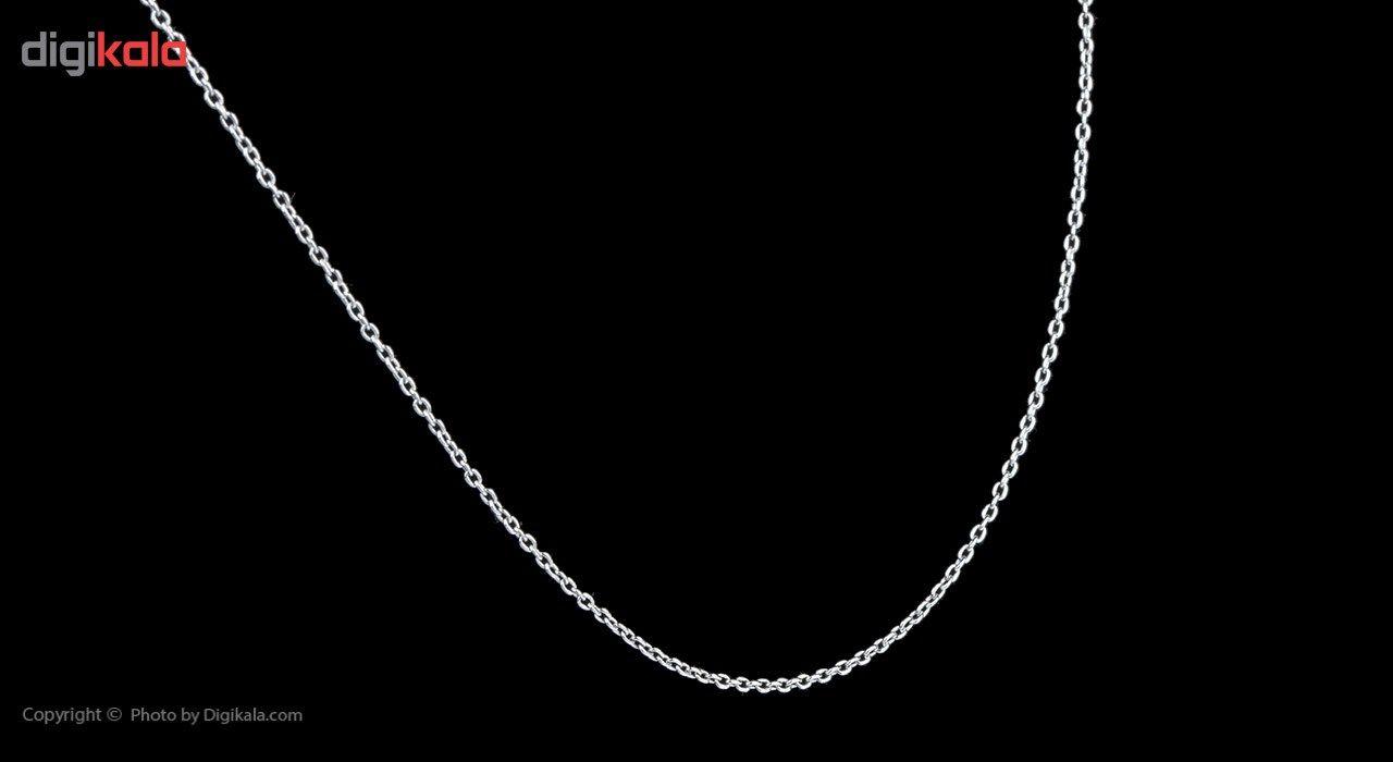 زنجیر طلا 18 عیار ماهک مدل MM0656 - مایا ماهک -  - 3