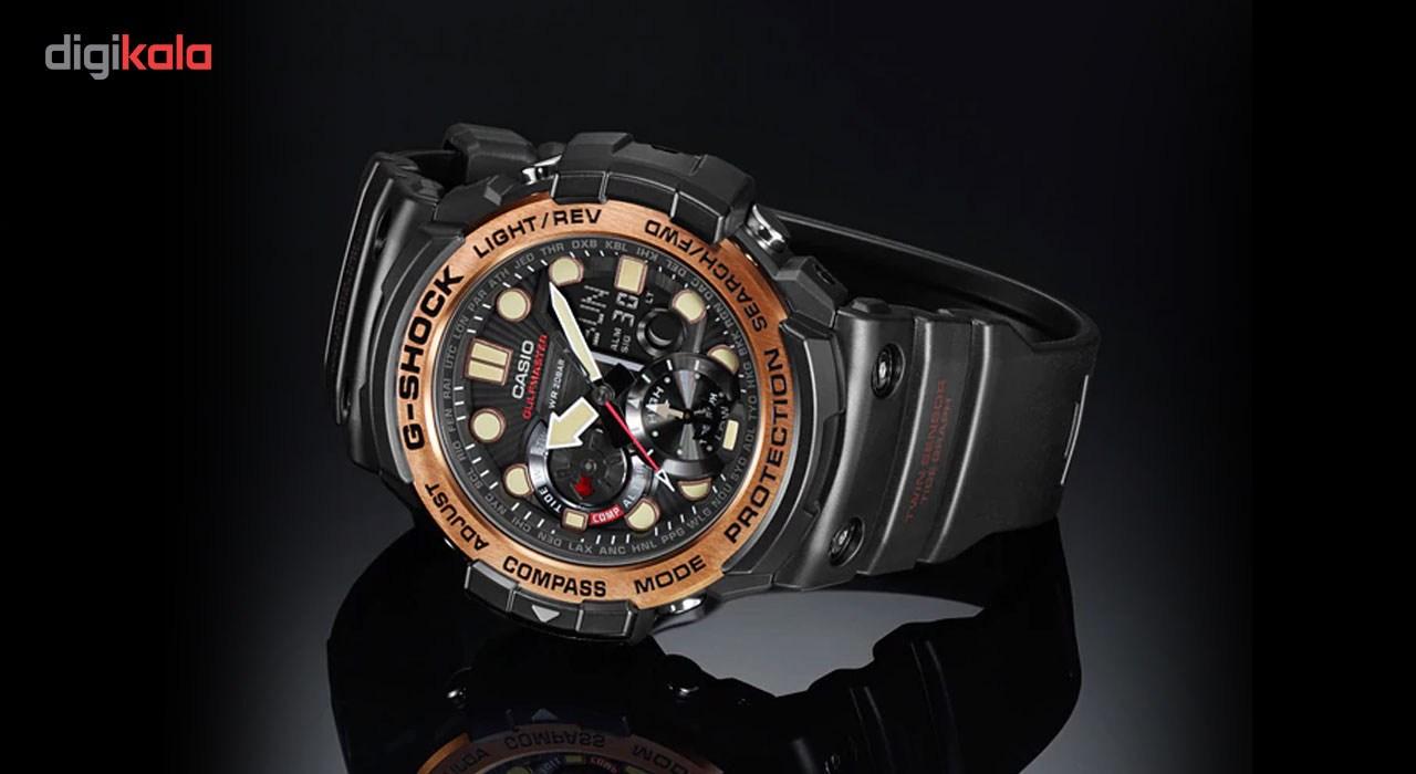 ساعت  کاسیو جی شاک مدل GN-1000RG-1ADR