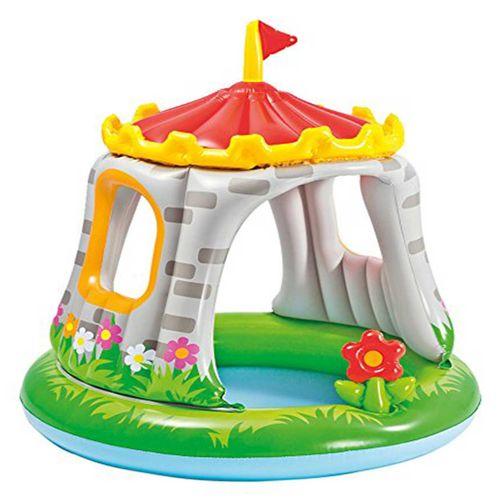 استخر بادی کودک اینتکس مدل قلعه57122