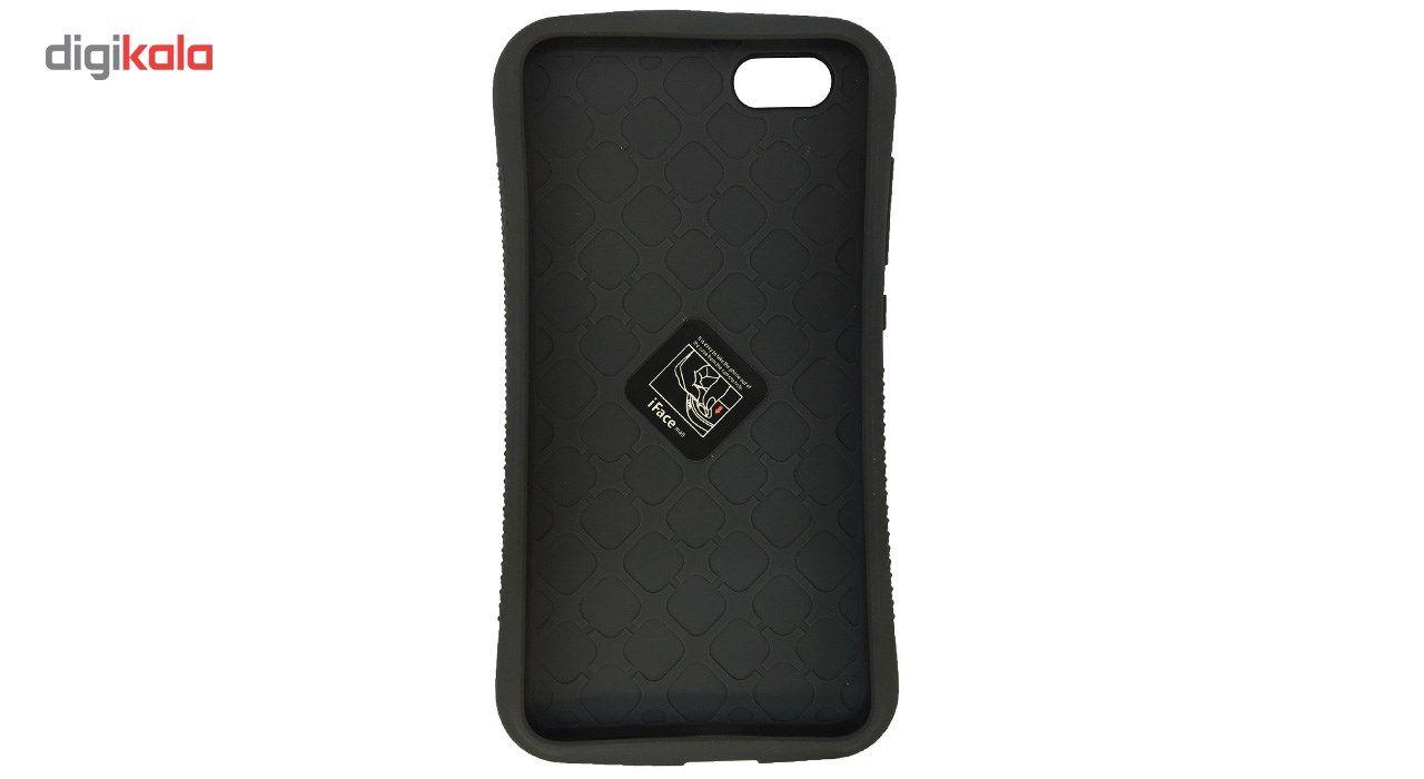 کاور آی فیس مدل Mall  مناسب برای گوشی موبایل Huawei 4X main 1 2