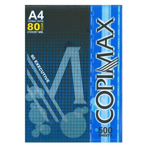 کاغذ 80 گرمی کپی مکس سایز A4 - بسته 500 عددی