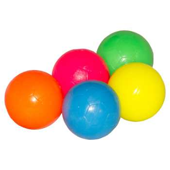 توپ فوتبال دستی بسته 5 عددی