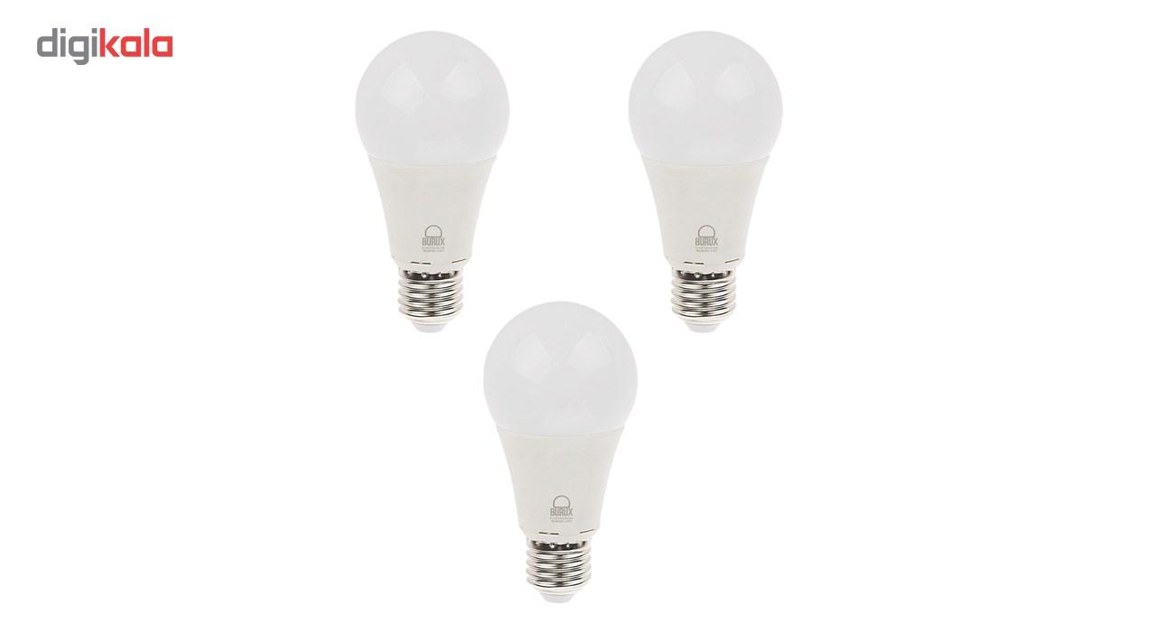 لامپ ال ای دی 10 وات بروکس  پایه E27 بسته 3 عددی main 1 1