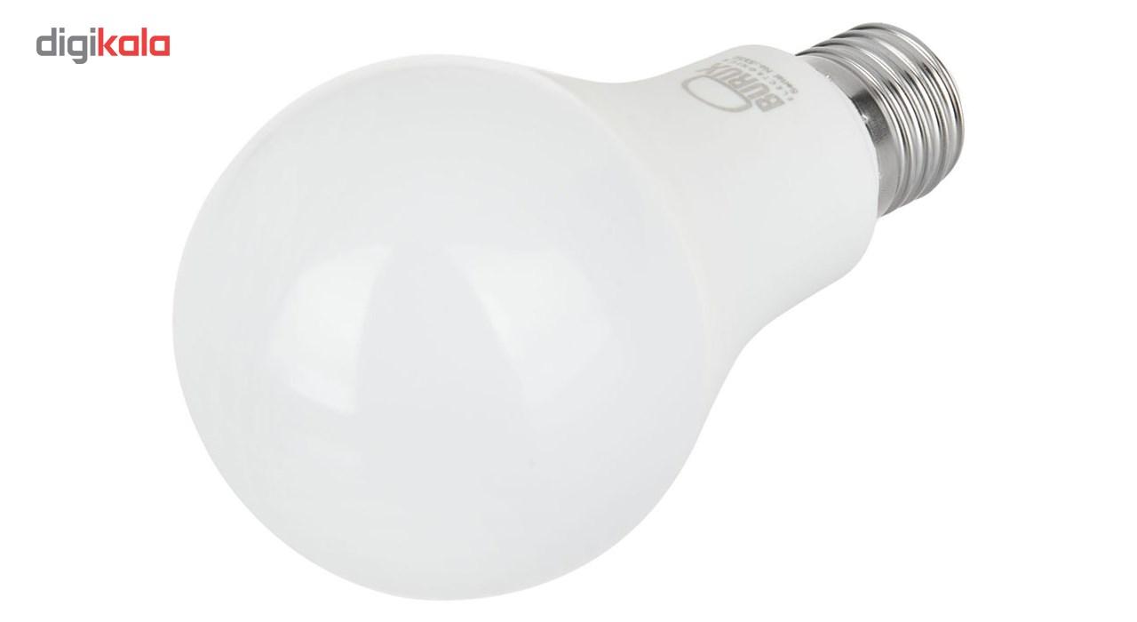 لامپ ال ای دی 10 وات بروکس  پایه E27 بسته 3 عددی main 1 2