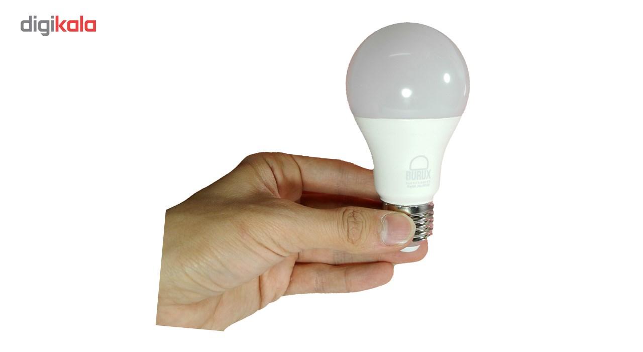 لامپ ال ای دی 10 وات بروکس  پایه E27 بسته 3 عددی main 1 4