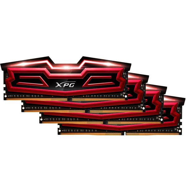 رم دسکتاپ DDR4 چهارکاناله 3000 مگاهرتز CL16 ای دیتا مدل Dazzle DZ1 ظرفیت 64 گیگابایت | ADATA Dazzle DZ1 DDR4 3000MHz CL16 Quad Channel Desktop RAM - 64GB