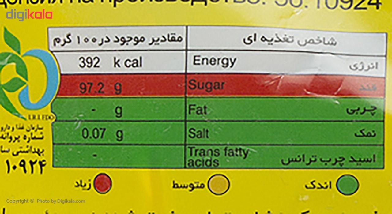 آبنبات میوه ای مغزدار فرمند مقدار 820 گرم