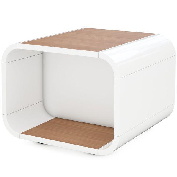 میز عسلی محیط آرا مدل Brilliant 7401N-0106