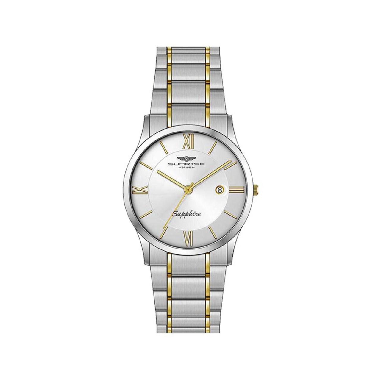 ساعت عقربه ای مردانه سانرایز  مدل SG8101.1202 53