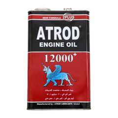 روغن موتور خودرو آترود مدل 12000 ظرفیت 4 لیتر