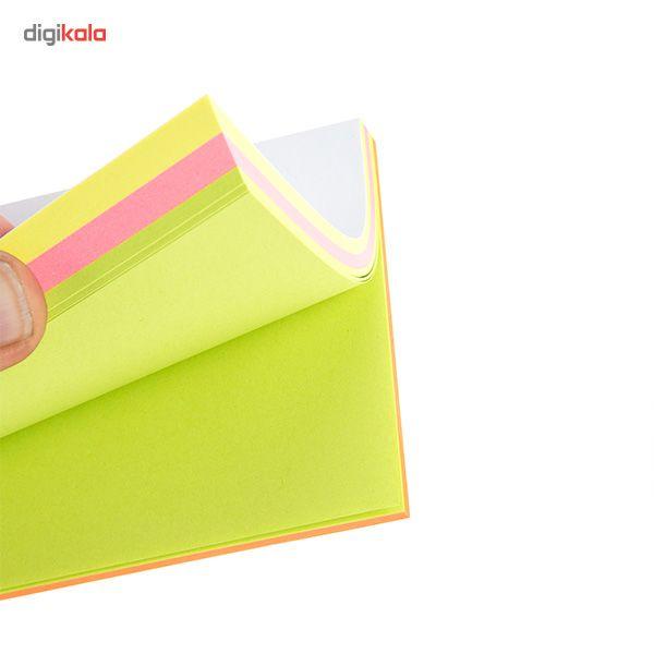 کاغذ یادداشت چسب دار اونر کد 473100 بسته 100 عددی main 1 3