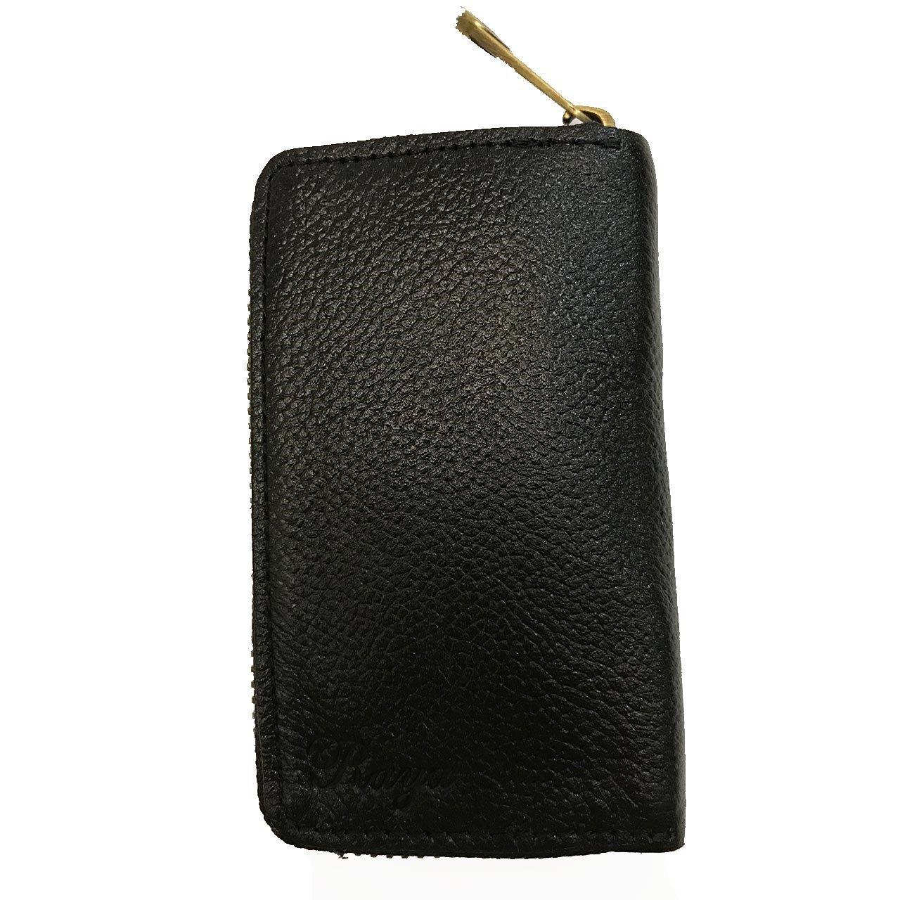 جاسوییچی چرم رایا مدل Zipper -  - 1