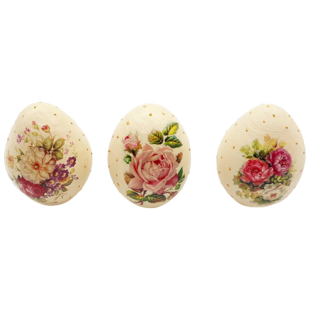 تخم مرغ تزیینی هفت سین قشنگه کد Ght-004