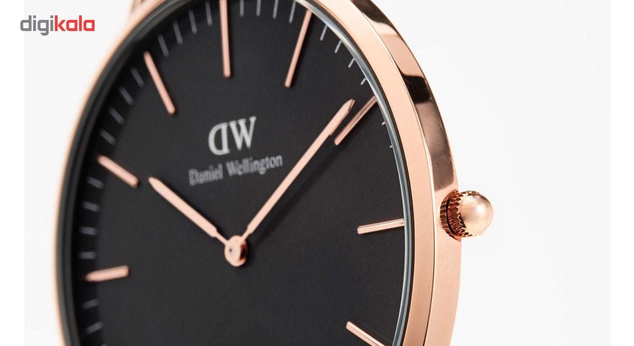 ساعت مچی عقربه ای مردانه دنیل ولینگتون مدل DW00100148