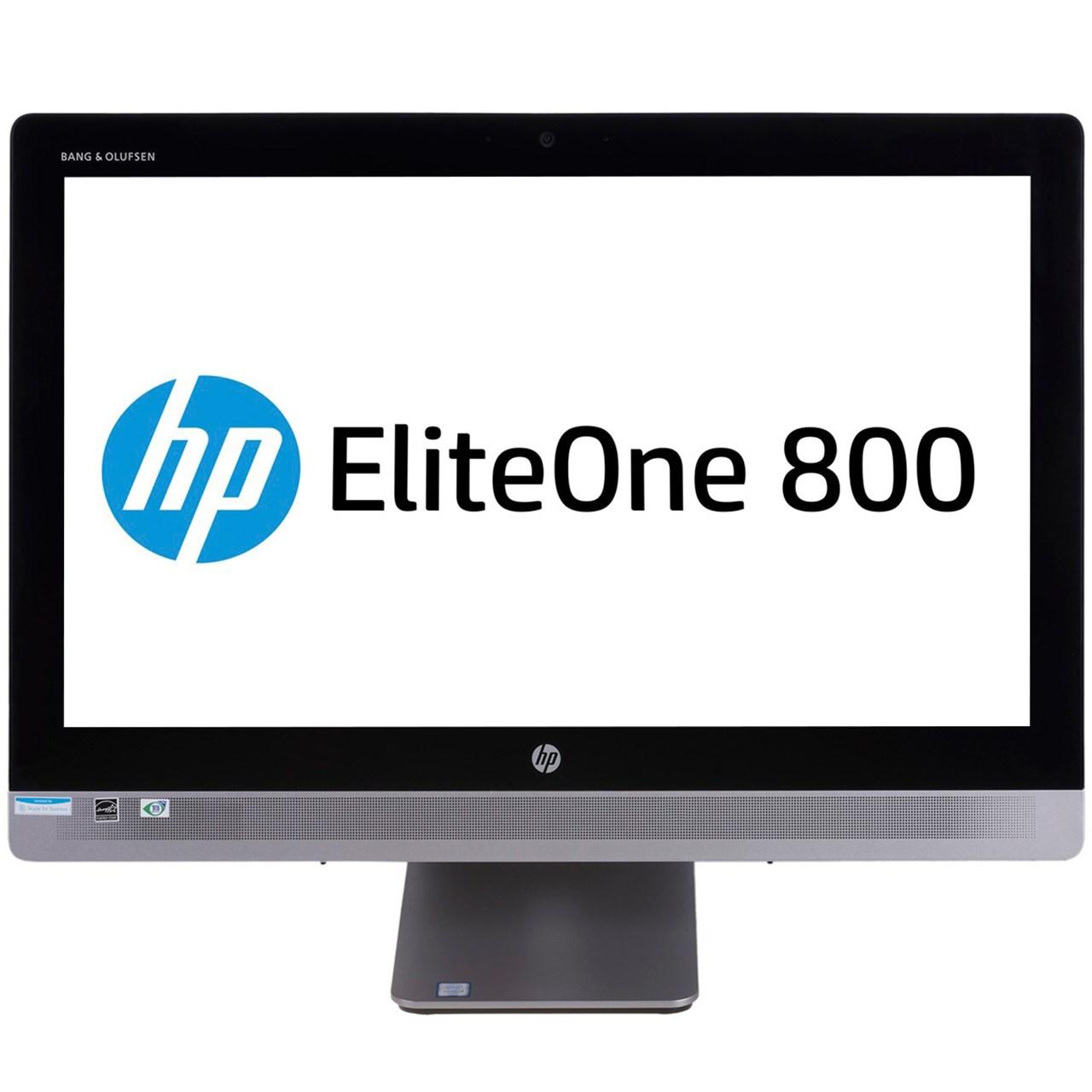 کامپیوتر همه کاره23 اینچی اچ پی مدل EliteOne 800 G2 - Touch - S