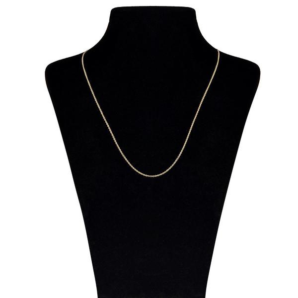 زنجیر طلا 18 عیار ماهک مدل MM0648 - مایا ماهک