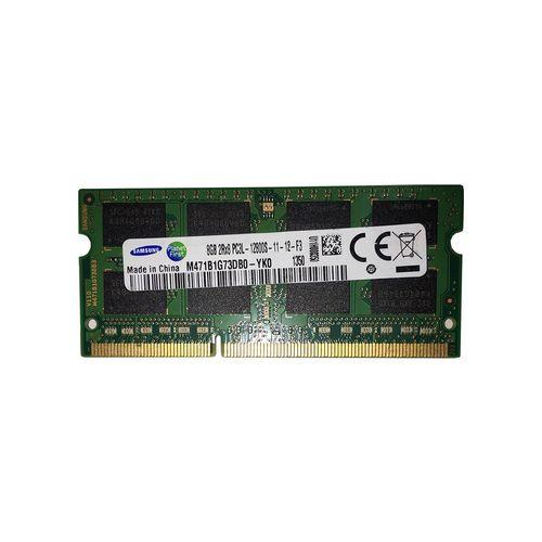رم لپ تاپ سامسونگ مدل DDR3 12800s MHz PC3L ظرفیت 8 گیگابایت