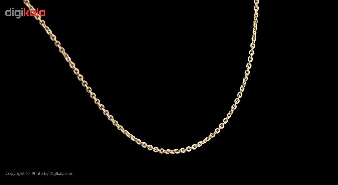 زنجیر طلا 18 عیار ماهک مدل MM0648 - مایا ماهک -  - 3