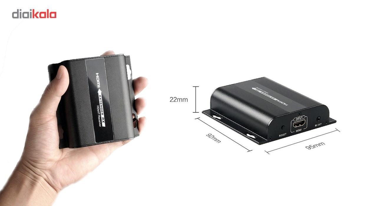 توسعه دهنده تصویر HDMI لنکنگ مدل LKV383