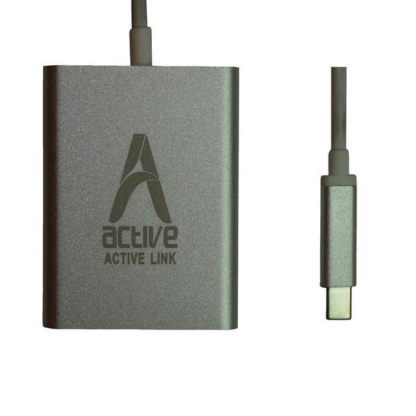 مبدل USB-C به Multiport اکتیو لینک