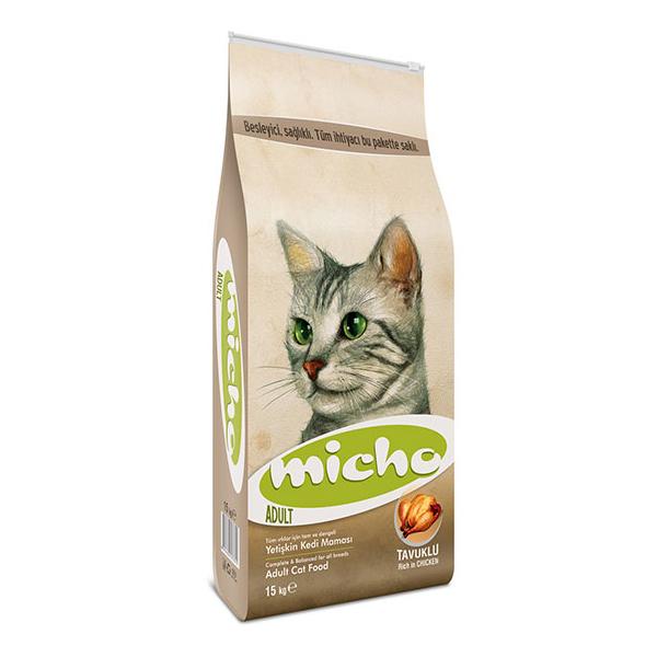 غذای خشک گربه میچو کد 532 وزن 15 کیلوگرم