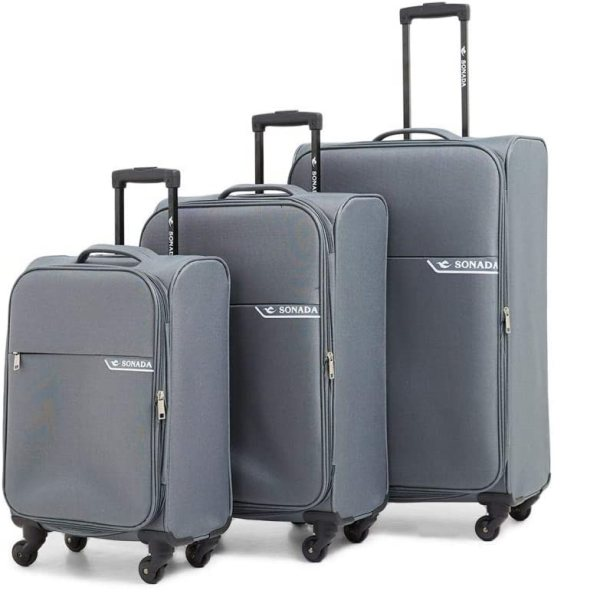 مجموعه سه عددی چمدان سونادا مدل 201