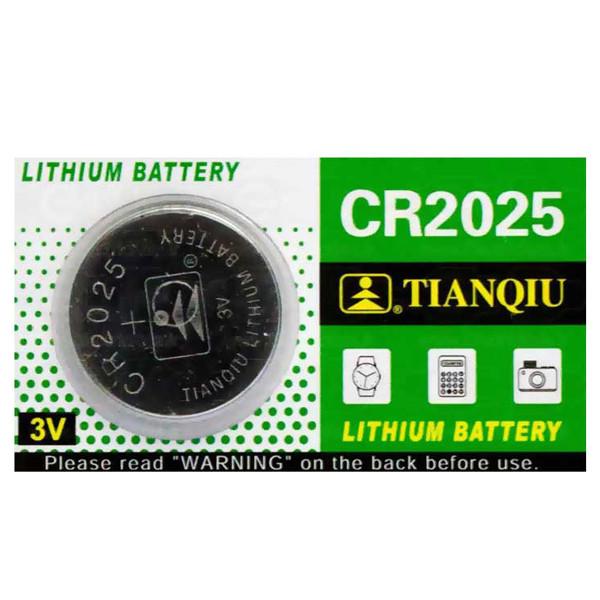 باتری سکه ای تیانکیو مدل CR2025