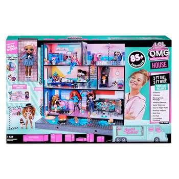 ساختنی ال او ال سوپرایز مدل خانه عروسک