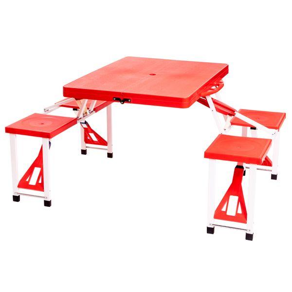 میز و صندلی سفری همسفر کد 1011