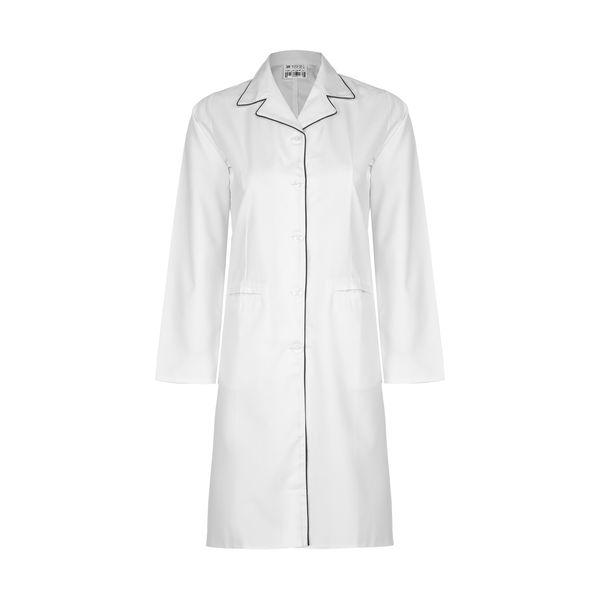 روپوش پزشکی زنانه خضرا مدل افسون کد 32700
