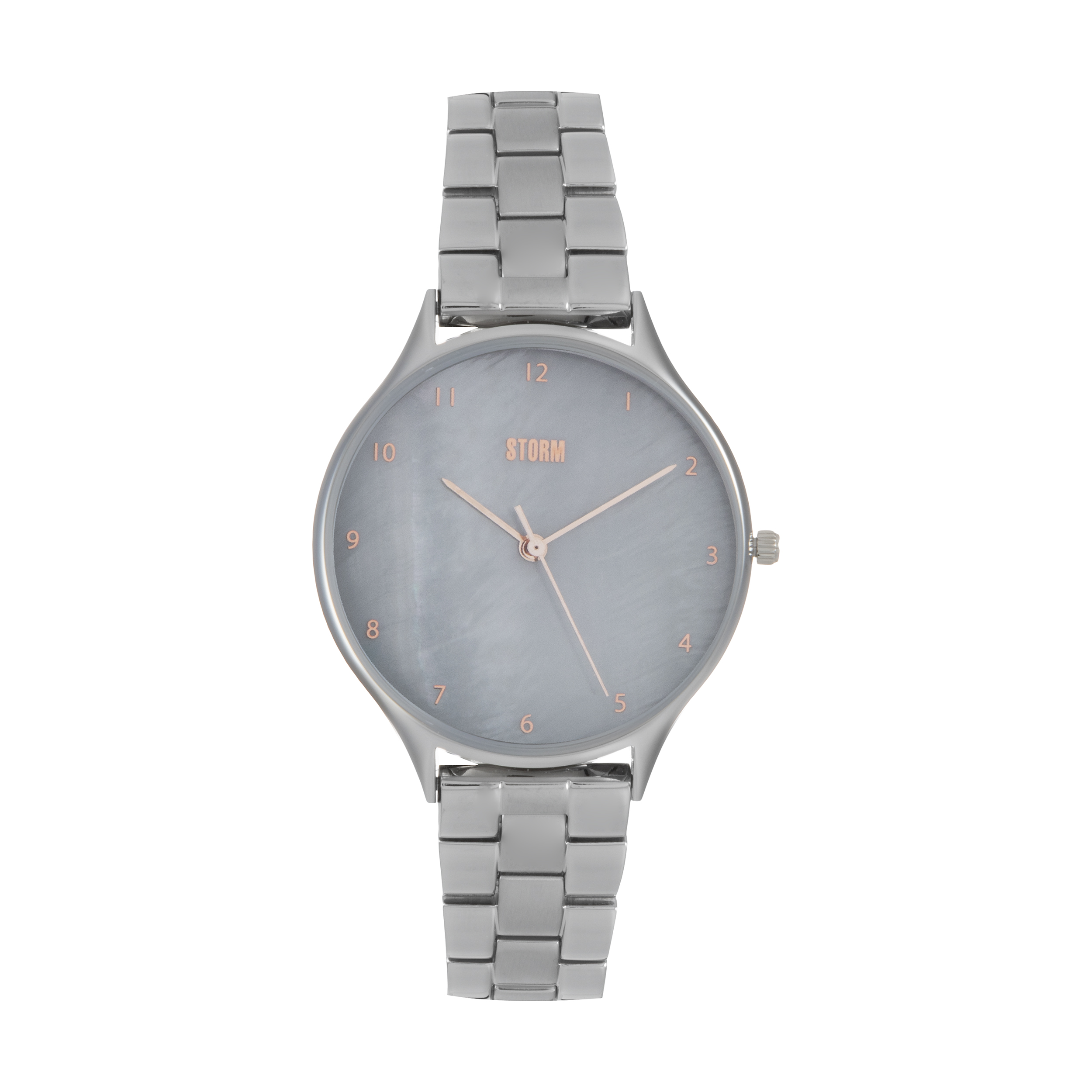 ساعت مچی عقربه ای زنانه استورم مدل ST 47420-GY              ارزان