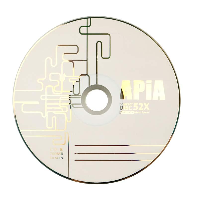 بررسی و {خرید با تخفیف} سی دی خامآپیا مدل 1011192 بسته 50 عددی اصل
