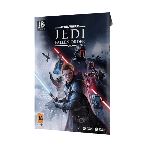 بازی Star Wars Jedi Fallen Order مخصوص PC نشر جی بی تیم