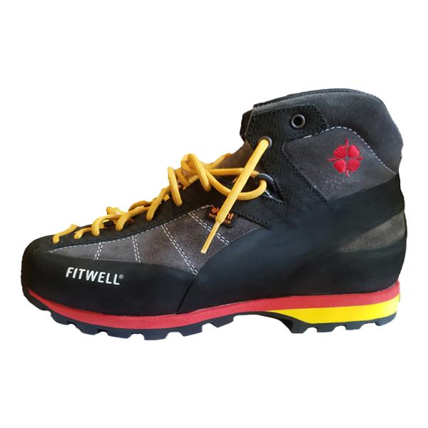 کفش کوهنوردی مردانه فیتول مدل IG WALL