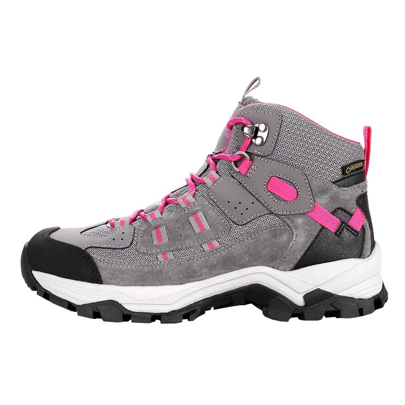 خرید                     کفش کوهنوردی زنانه هامتو مدل 1-290015B