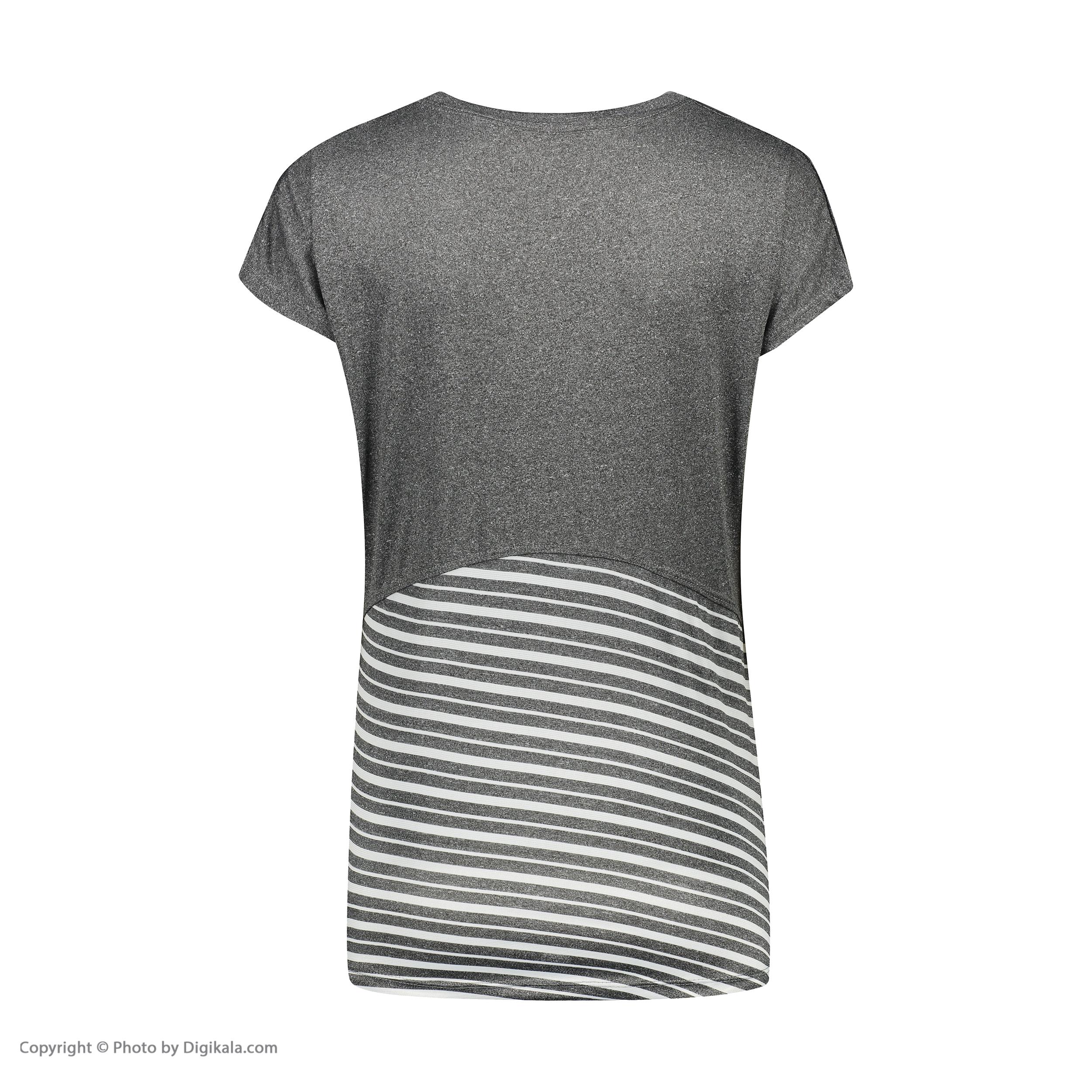 تی شرت آستین کوتاه زنانه مدل Q3