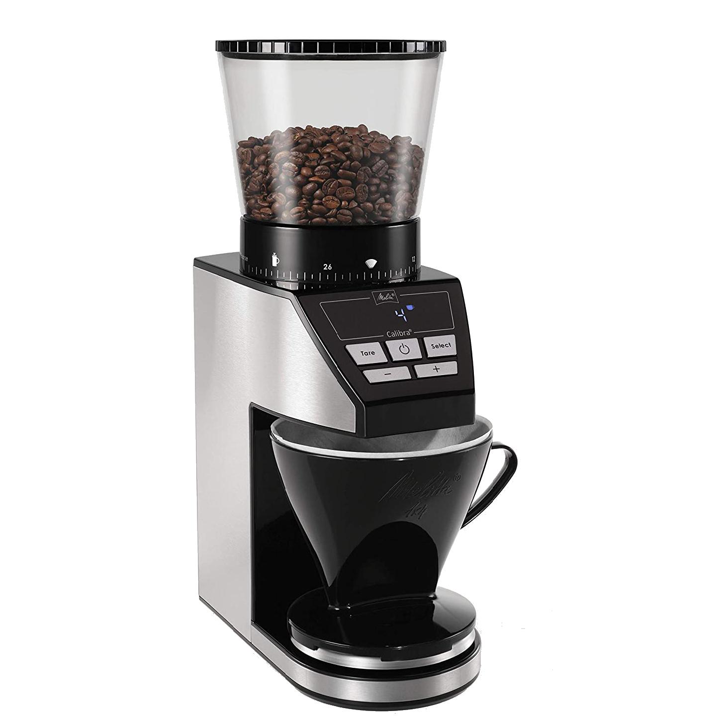 آسیاب قهوه ملیتا مدل کالیبرا