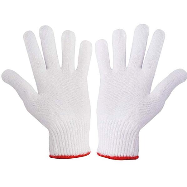 دستکش ایمنی مدل 02 مجموعه 20 عددی