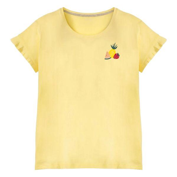 تی شرت آستین کوتاه زنانه اسمارا مدل Par1206