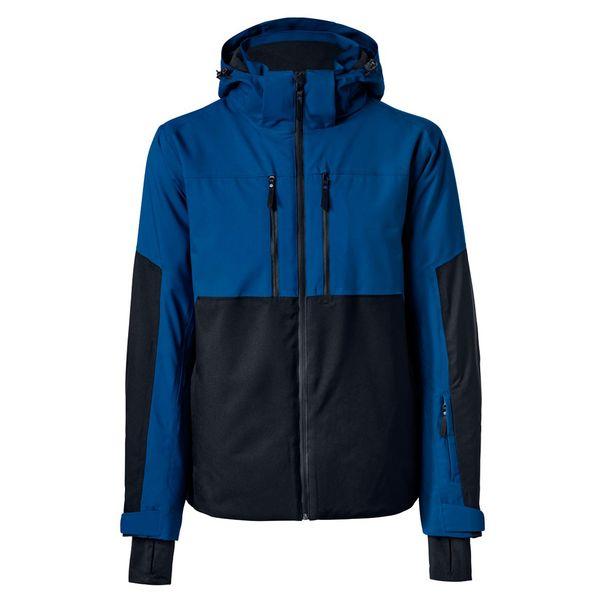 کاپشن اسکی مردانه چیبو مدل High End SKIET رنگ آبی