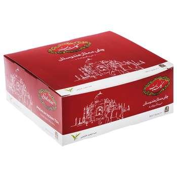 چای سیاه کیسه ای گلستان مدل ممتاز هندوستان بسته 100 عددی