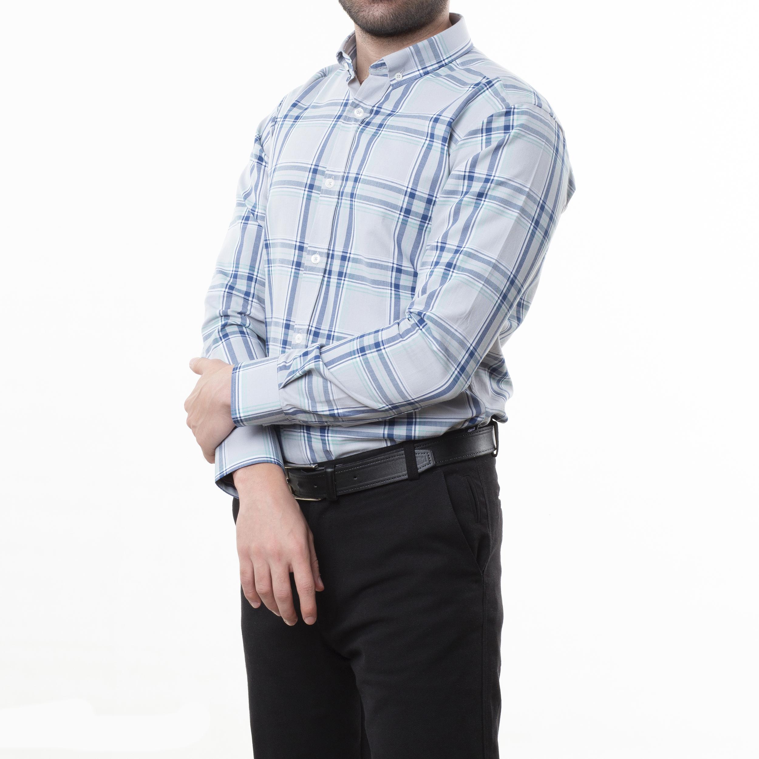 پیراهن مردانه زی سا مدل 1531468mc