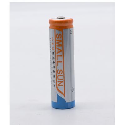 باتری لیتیوم-یون قابل شارژ اسمال سان کد cmp18650 ظرفیت 2800میلی آمپرساعت بسته 2 عددی