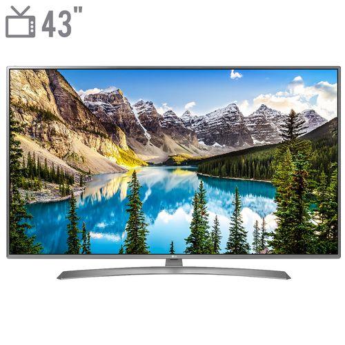 تلویزیون ال ای دی هوشمند ال جی مدل 43UJ69000GI سایز 43 اینچ